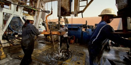 Oil jumps 5% as decline in US inventories follows brighter demand outlook from OPEC