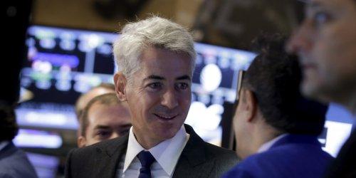 Billionaire investor Bill Ackman said the US economy will see a 'massive' economic boom in the fall despite the Delta variant