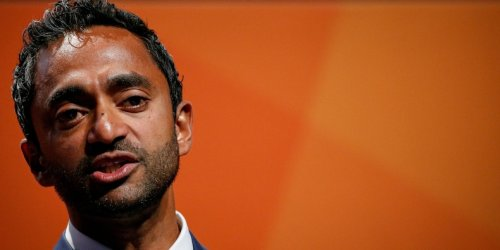 'Don't sell a share': Billionaire investor Chamath Palihapitiya says Tesla's stock could triple from current levels, making Elon Musk the first trillionaire