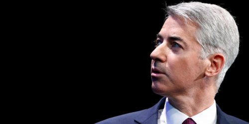 Billionaire investor Bill Ackman says sustained inflation could be a 'black swan' risk for the stock market