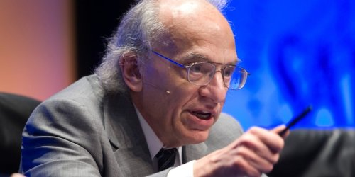 The stock market will face a 'day of reckoning' this year when an inevitable inflation spike forces the Fed's hand, says Wharton professor Jeremy Siegel