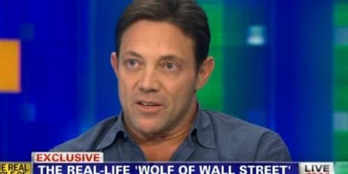 'Wolf of Wall Street' Jordan Belfort says 'massive' regulation of crypto would lead to mainstream adoption and let bitcoin and ethereum soar