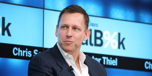 Peter Thiel has amassed a $5 billion fortune in tax-free Roth IRA account, report finds