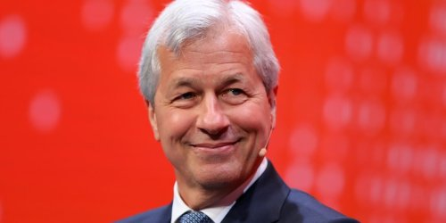 JPMorgan's Jamie Dimon says he disagrees with the Fed on inflation being transitory - and once unemployment hits 4.5%, the central bank will start tapering