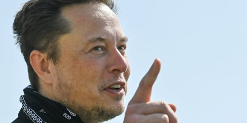 Elon Musk celebrated Tesla's surge to a $1 trillion valuation - after complaining the volatile stock price was distracting