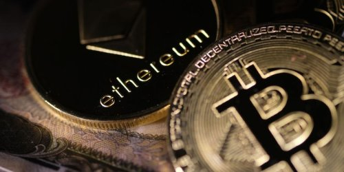 Wall Street embraces bitcoin and ethereum with the launch of new crypto indexes