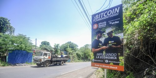 The president of El Salvador says the country is exploring using geothermal energy from volcanoes to mine bitcoin following its decision to make the cryptocurrency legal tender