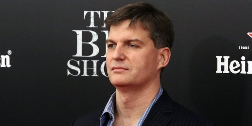 'Big Short' investor Michael Burry sounds the alarm on stocks, blasts the Fed, and calls for a Big Tech boycott