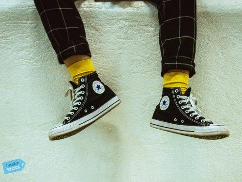 Converse Chucks im Sale: Die beliebten Sneaker sind gerade ab 20 Euro erhältlich