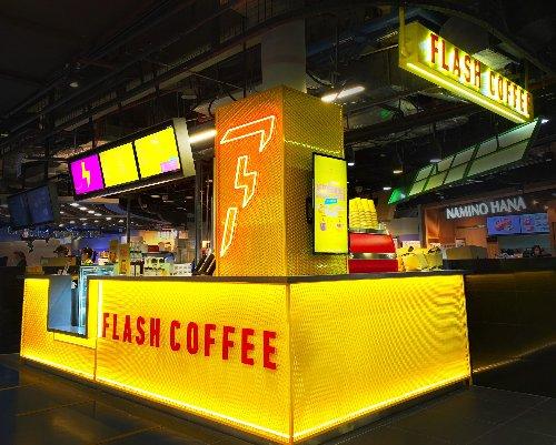 Flash Coffee, Vly, Insekten – das sind die Food-News der Woche