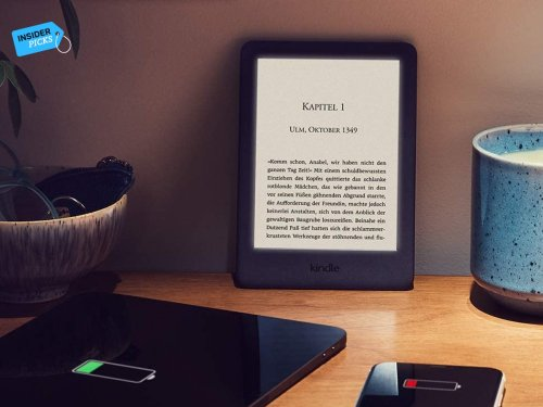 Bis zu 59 Prozent Rabatt: Diese 4 Kindle E-Book-Reader sind gerade im Angebot