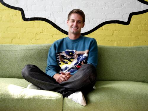Snapchat-Gründer Evan Spiegel hat heimlich fast 100 Millionen Dollar gespendet
