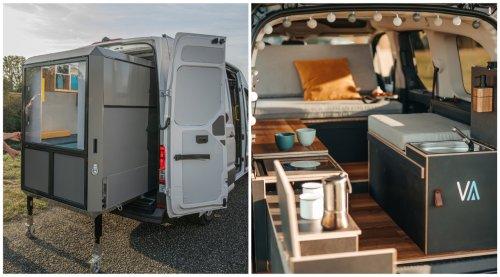 Wohnmobil zu teuer? Diese Startups verwandeln Transporter in Camper