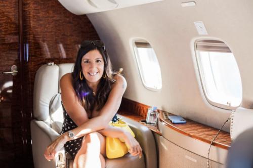 Wie eine alleinerziehende Mutter von einer Geringverdienerin zu einer Multimillion-Unternehmerin wurde