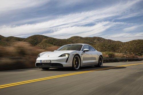 Porsche Taycan ist das meistverkaufte E-Auto in der Türkei. Die Türken zahlen den Doppelpreis für den Sportwagen