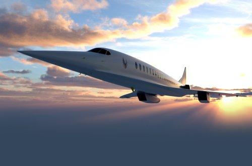 Concorde-Nachfolger: United Airlines bestellt 15 Überschall-Flugzeuge - erste Passagiere 2029