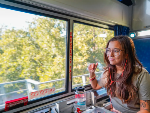 30 Stunden im Zug von New York nach Miami: Wie ich mir die Fahrt erträglich gestaltet habe