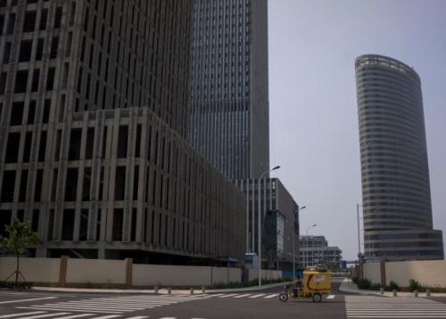 In China stehen 65 Millionen Wohnungen leer, genug, um die Bevölkerung Deutschlands unterzubringen — das sind die Gründe