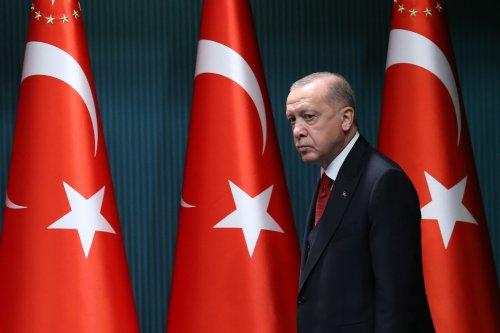 Bilder von Erdogans neuem Prunk-Palast aufgetaucht: Viele Türken sind entsetzt