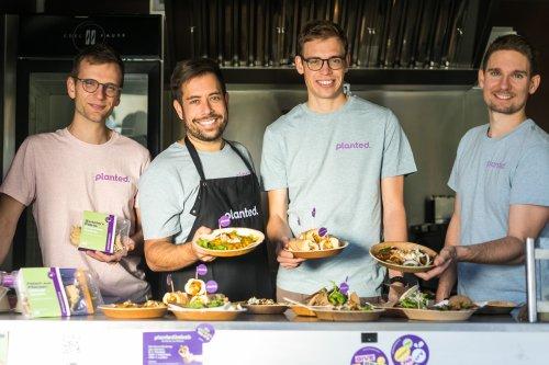 18 Millionen Euro für Fleischersatz-Startup Planted