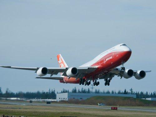 Boeing 747: So luxuriös sieht es im größten Privatjet der Welt aus