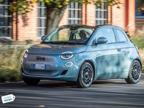 Fiat 500 Icon Elektro Leasing: Wo es das Kult-Auto ab 108 Euro im Monat gibt — inklusive Wartung und ohne Nebenkosten!