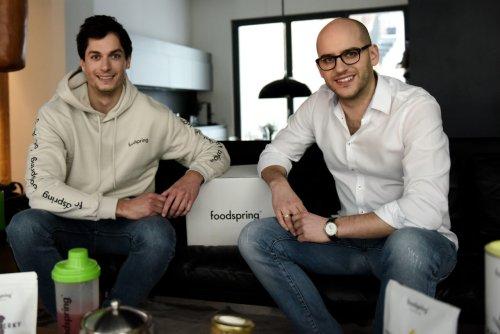 Die Foodspring-Gründer hören auf – neuer CEO kommt von Redbull