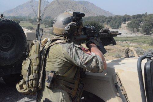 Training der NATO: Afghanische Sicherheitskräfte trainieren jetzt in der Türkei