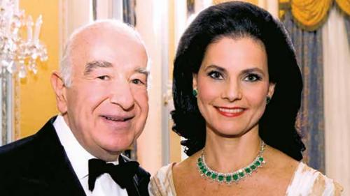 Vicky Safra: Die reichste Frau der Schweiz, die zwei Banken im Wert von 90 Milliarden US-Dollar erbte