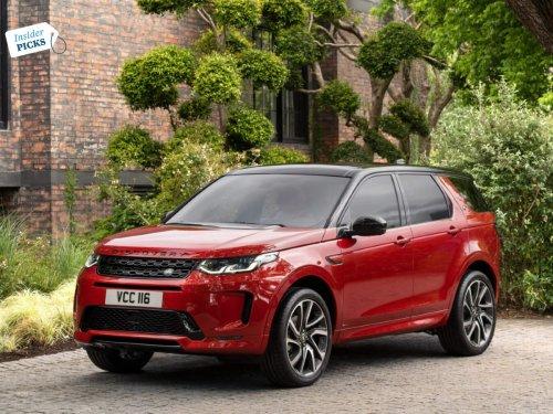 Land Rover Discovery: So viel kostet es, den britischen Luxus-SUV zu leasen
