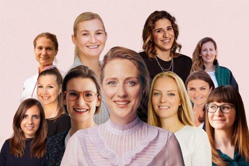 Die neuen Frauen: Das sind die 25 Zukunftsmacherinnen, die ihre Branchen nachhaltig verändern wollen