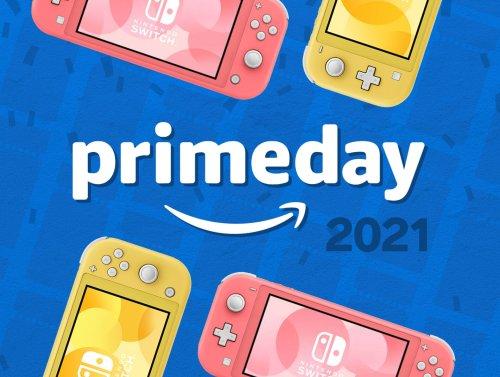 Amazon Prime Day 2021: Die 10 besten Nintendo-Switch-Angebote