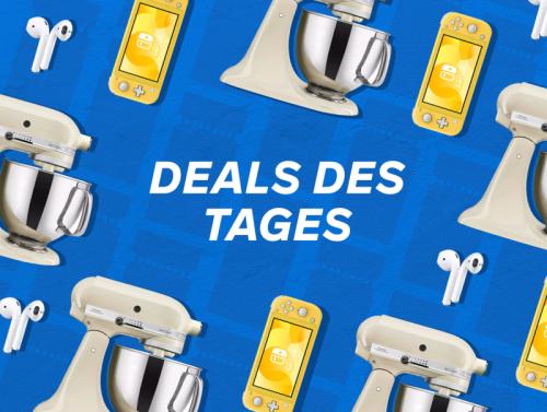 Deals des Tages: Luftreiniger bei Lidl, Juicer, Kaffeevollautomat und viele weitere Schnäppchen