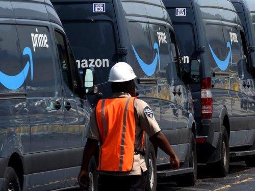 Zwei US-Lieferdienste haben die Arbeit für Amazon, ihrem einzigen Kunden, wegen skrupellosen Verhaltens eingestellt