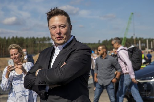 Elon Musk lobt die deutschen Autobauer