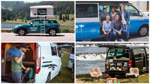 9 Startups, die euch den Camping-Urlaub erleichtern wollen
