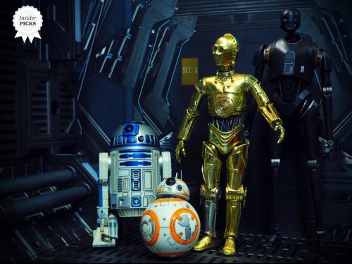 """Das sind die meistgestreamten """"Star Wars""""-Filme und -Serien"""