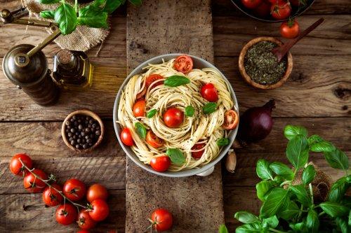 Fünf vegane italienische Rezepte: einfach, zeitlos und gesund
