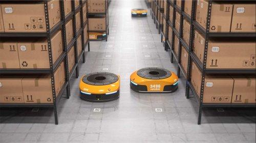 Ein Dresdner Startup lässt autonome Roboter auch ohne teures 5G-Netz steuern