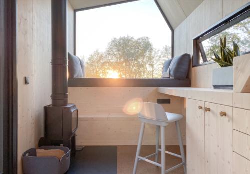 Büro oder Ferienhaus: Dieses Startup baut dir das passende Tiny House