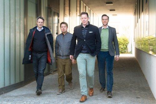 Vier Ex-Berater verkaufen ihr Startup für zweistellige Millionensumme nach Texas