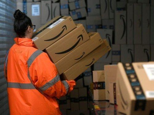 Amazon überwacht jeden Schritt seiner Lagerarbeiter, weil Jeff Bezos glaubt, dass Menschen von Natur aus faul sind