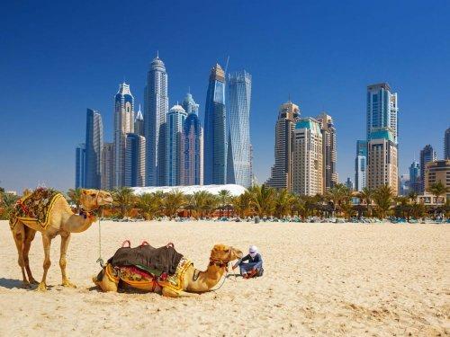 Extreme Hitze: Dubai schießt mit Laserstrahlen Regen aus den Wolken