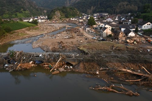 Wie dieses Startup helfen will, Vermisste in den Hochwasser-Gebieten zu finden