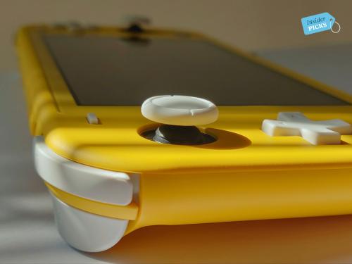 Die Nintendo Switch Lite kommt in einer neuen Farbe — diese 5 Colourways sind bereits jetzt erhältlich