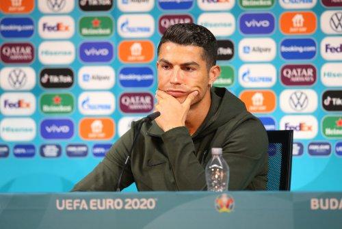 Cristiano Ronaldo und Paul Pogba legen sich mit den EM-Sponsoren Coca-Cola und Heineken an — nun droht die Uefa mit Geldstrafen