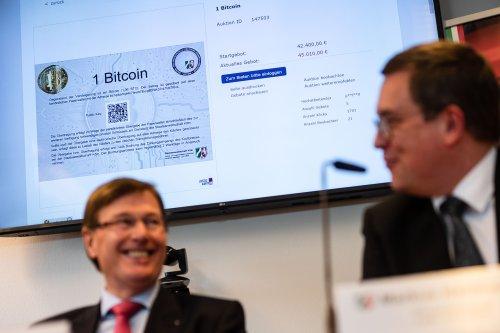 NRW-Justiz versteigert Bitcoins aus Drogenhandel – die Behörde besitzt ein Krypto-Vermögen