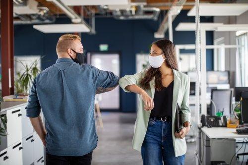 Homeoffice-Umfrage bei SAP, Henkel & Co.: Nur jeder Fünfte kommt ins Büro