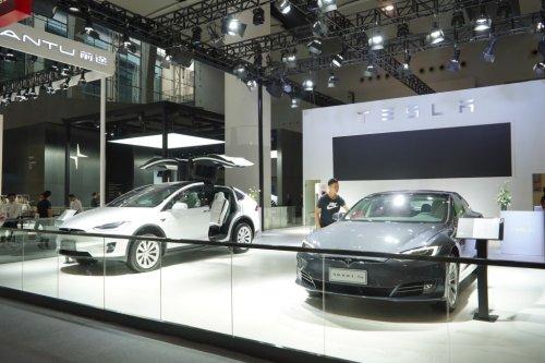 Tesla bricht im ersten Quartal seinen eigenen Rekord