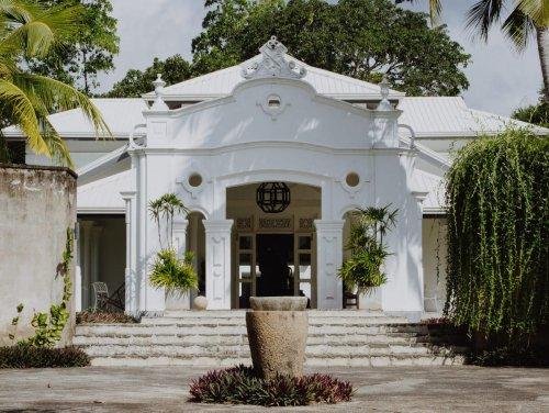 Vier Freunde kauften diese 100 Jahre alte Ruine in Sri Lanka – und machten sie zu einer Luxusvilla